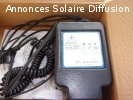 Chargeur solaire 12V 12A