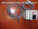 Régulation solaire piscine RD0121
