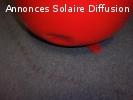 Vase d'expansion solaire chahuté durant le transport